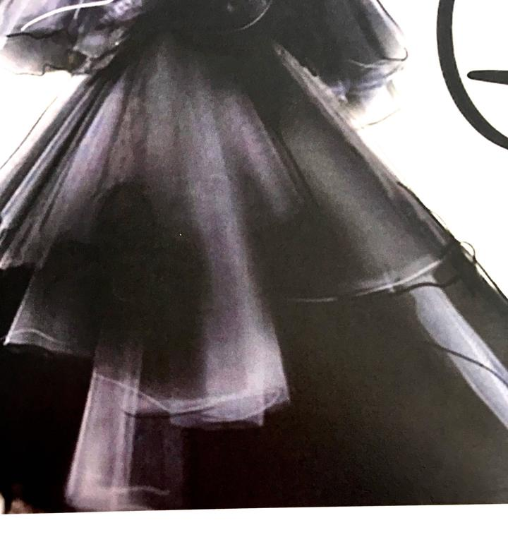 Christian Dior Vintage Ad Print 7