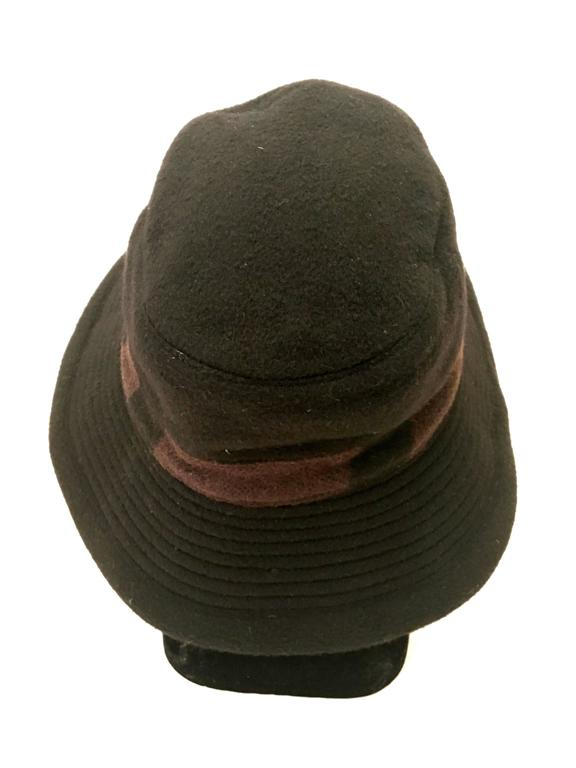 Women's Rare Hermes Hat - Size 58 For Sale