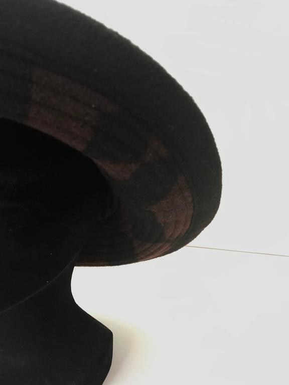 Rare Hermes Hat - Size 58 For Sale 1
