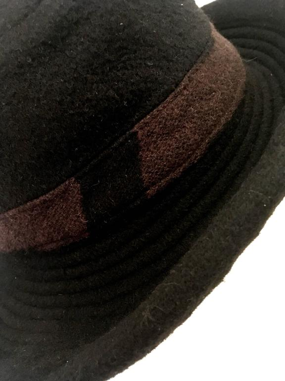 Rare Hermes Hat - Size 58 For Sale 5