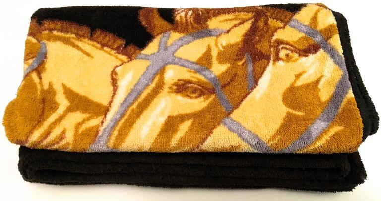 Hermes Beach Towel - 100% Cotton 3