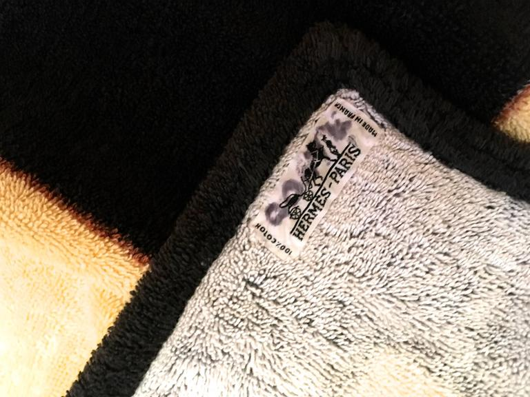 Hermes Beach Towel - 100% Cotton 4