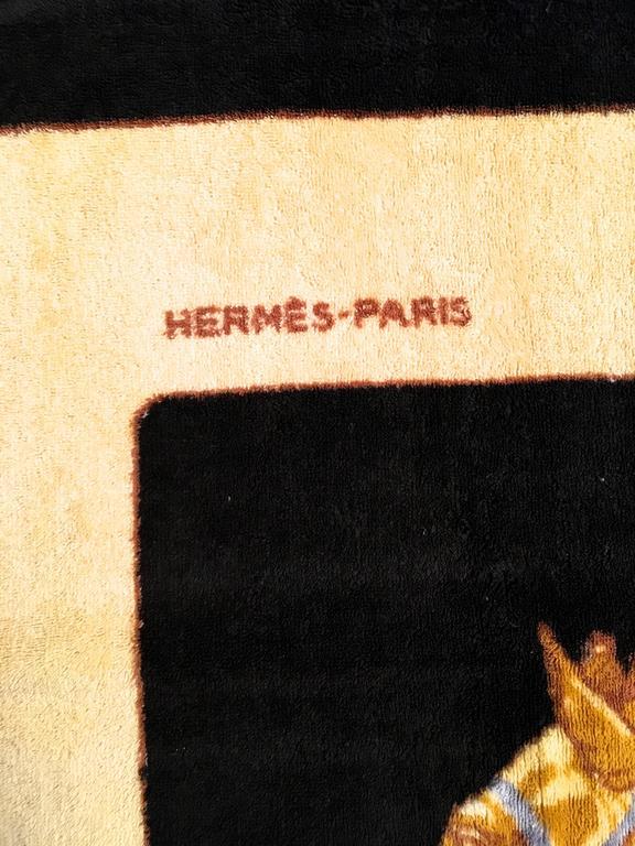 Hermes Beach Towel - 100% Cotton 6