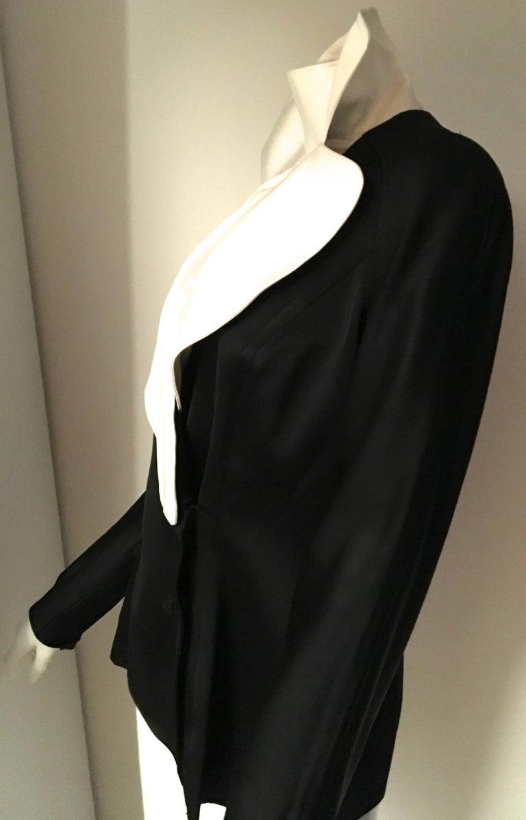 Women's or Men's Jean Louis Scherrer Dinner Jacket For Sale