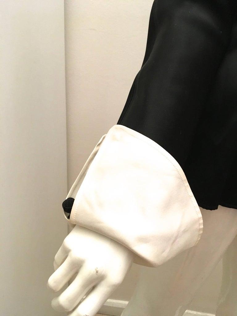 Black Jean Louis Scherrer Dinner Jacket For Sale