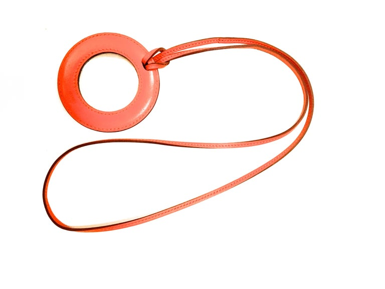 Hermes Necklace / Magnifying Glass - Rare  For Sale 3