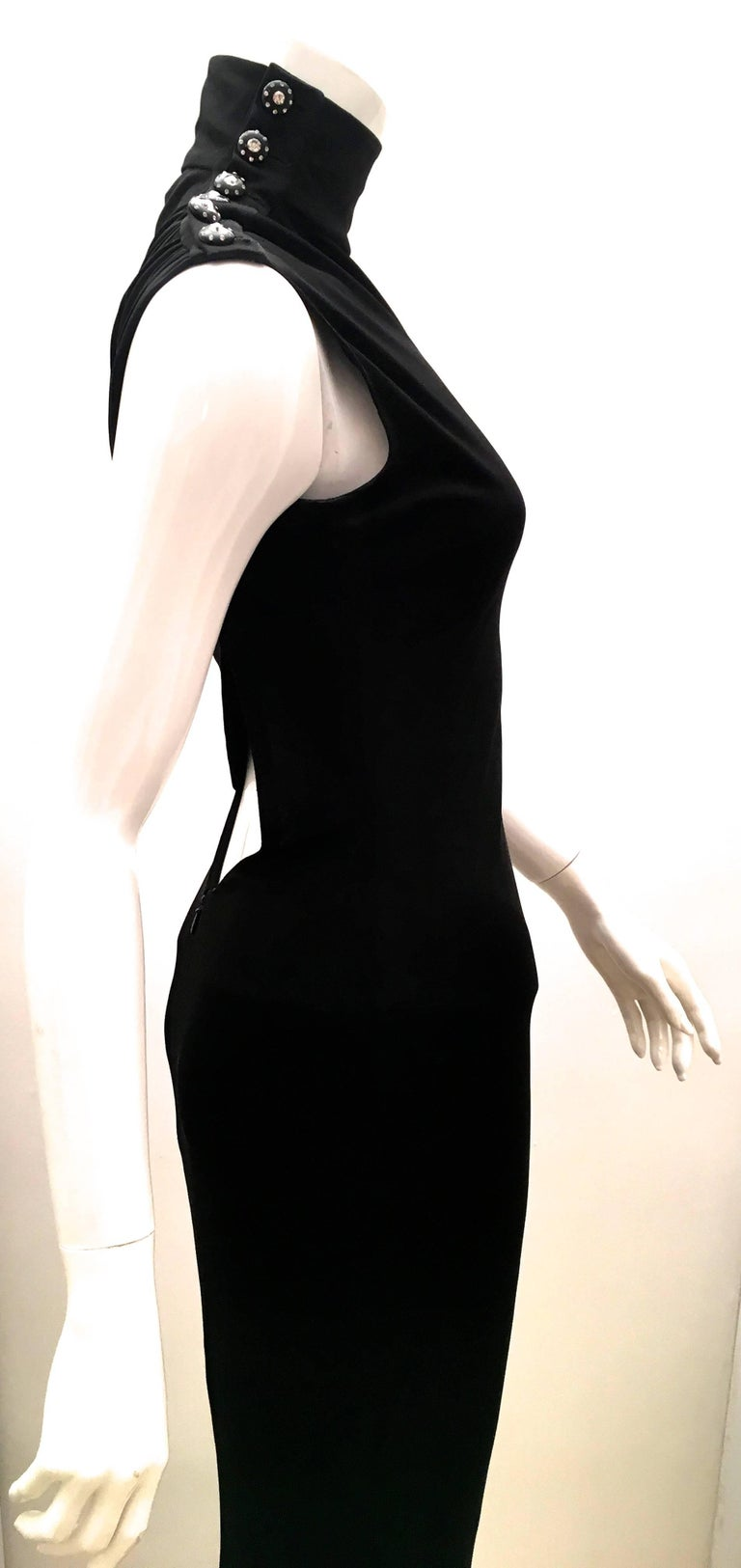 Women's Jean-Louis Scherer Evening Gown  For Sale