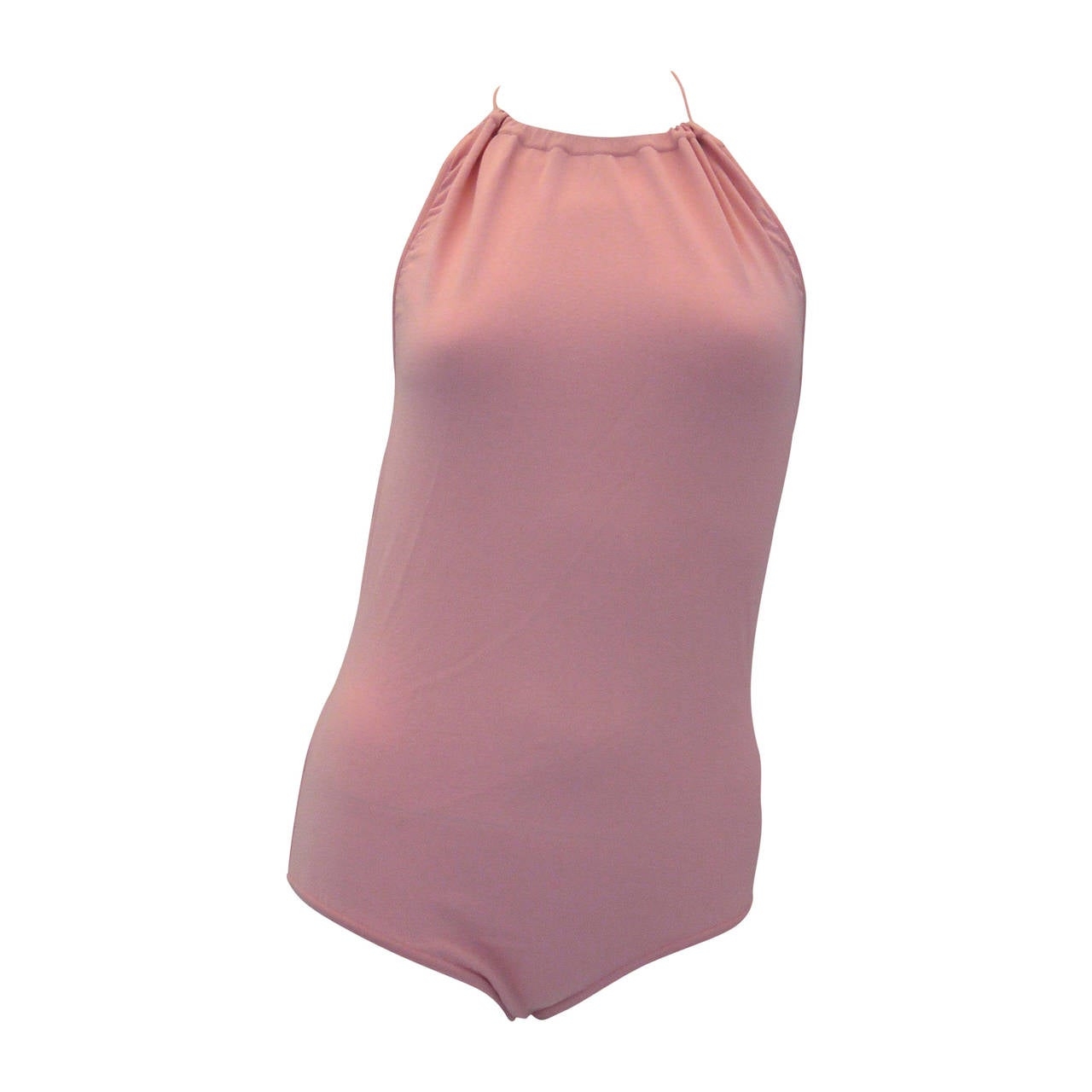 Chanel Pink Body Suit - Size 40 1