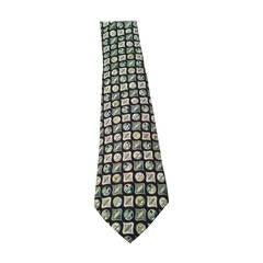 Emilio Pucci Silk Necktie
