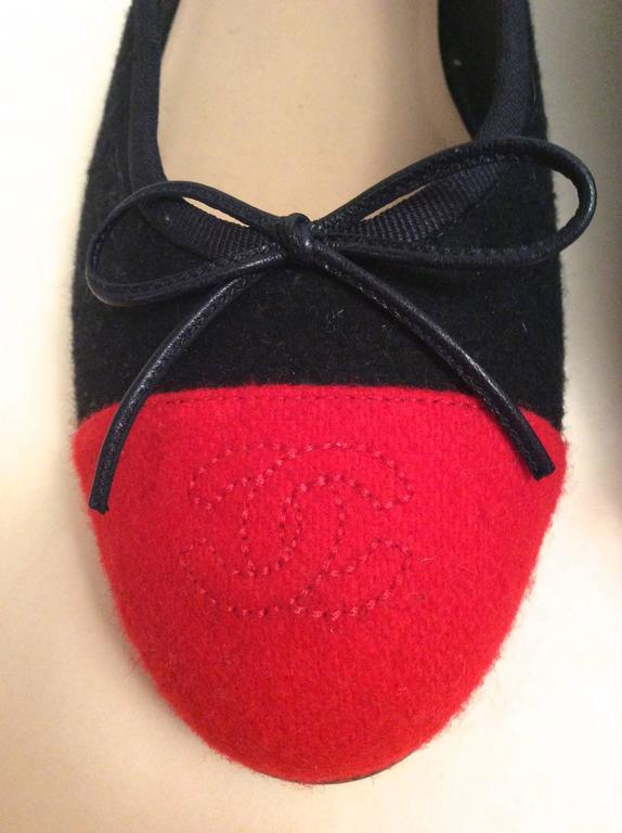 Chanel Ballerina Flats - Size 38 7