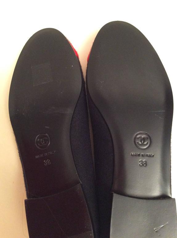 Chanel Ballerina Flats - Size 38 8