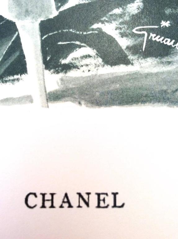 Chanel Vintage Ad Print - 1930's Rare 6