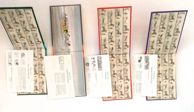 Hermes Book Set - Philippe Dumas - Rare For Sale 1