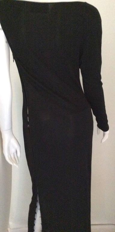 Gianfranco Ferre Long Evening Dress / Gown - Couture For Sale 1