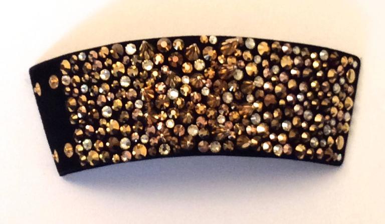 Giuseppe Zanotti Studded Leather Cuff Bracelet 2