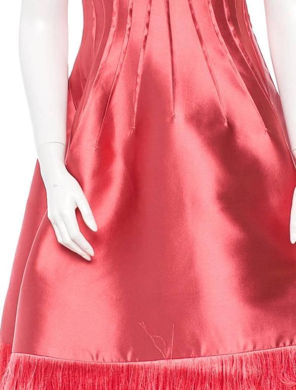Chado Ralph Rucci Pink Silk Dress 3