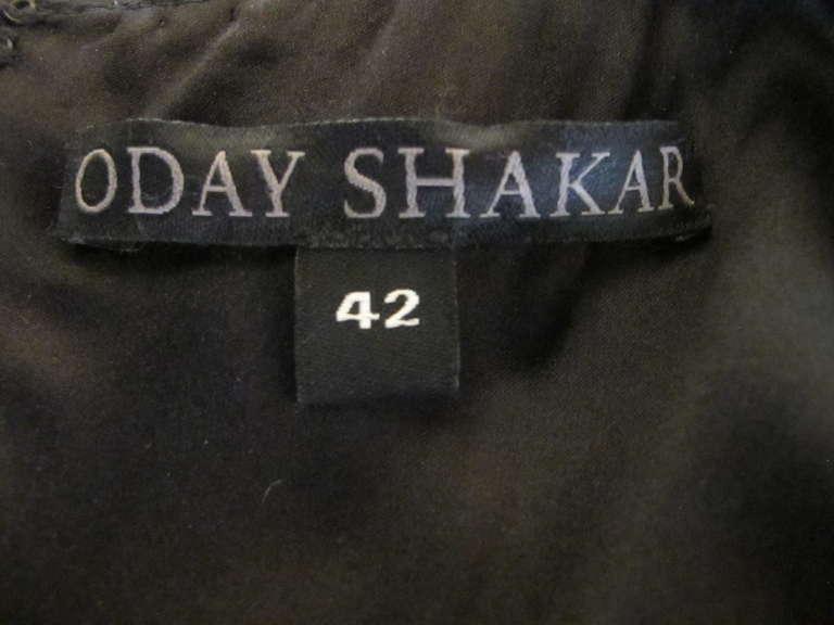Oday Shakar Glamorous Hollywood Evening Gown 10