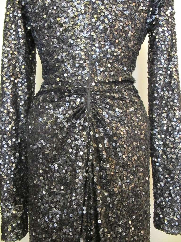 Oday Shakar Glamorous Hollywood Evening Gown 6