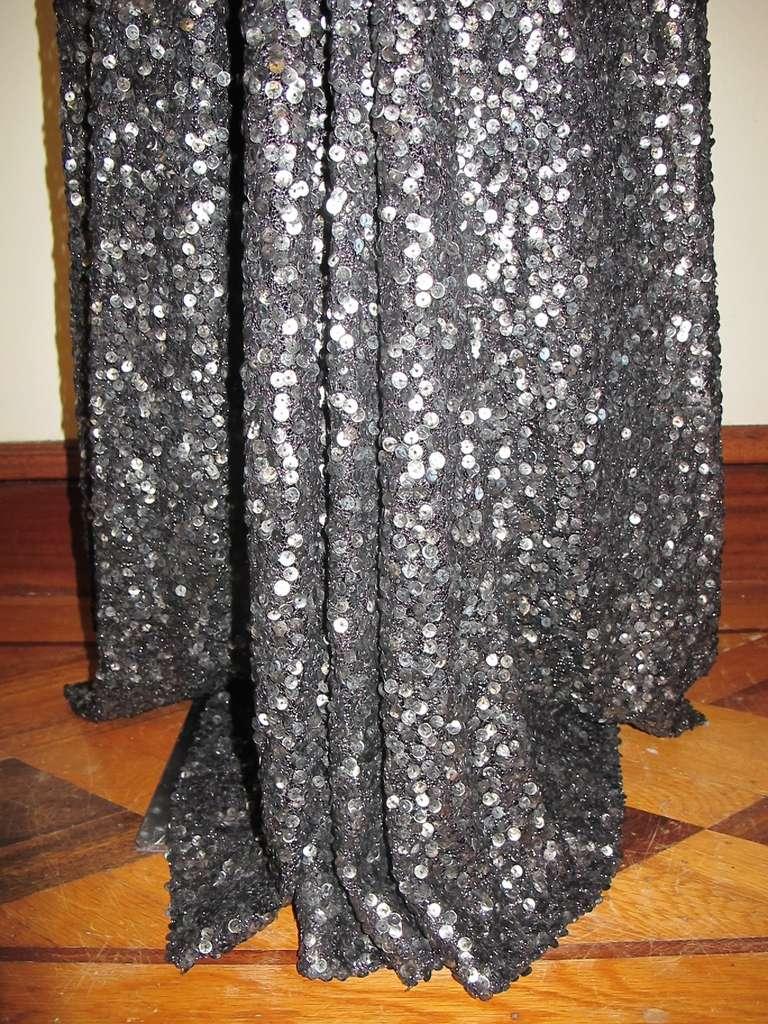 Oday Shakar Glamorous Hollywood Evening Gown 8