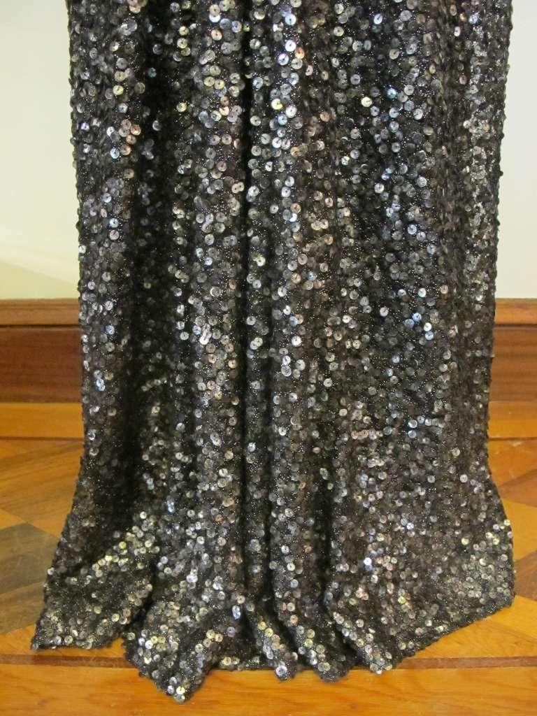 Oday Shakar Glamorous Hollywood Evening Gown 9