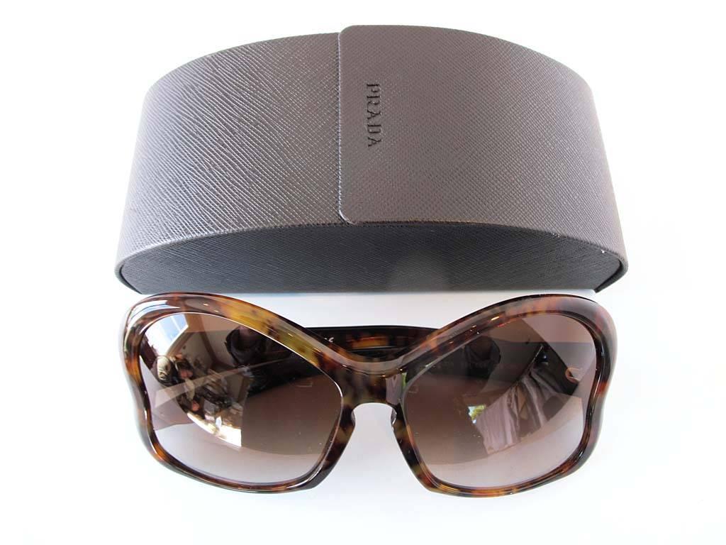 a5007ad7716 Prada Sunglasses Case Ebay