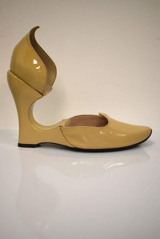 Louis Vuitton Art Deco Style Shoes For Sale At 1stdibs