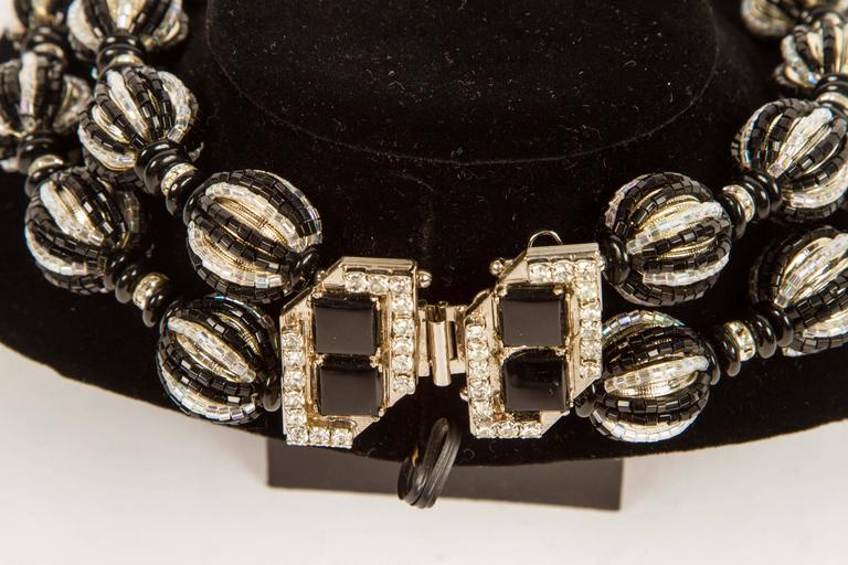 An Art Deco Inspired Necklace by William DeLillo 4