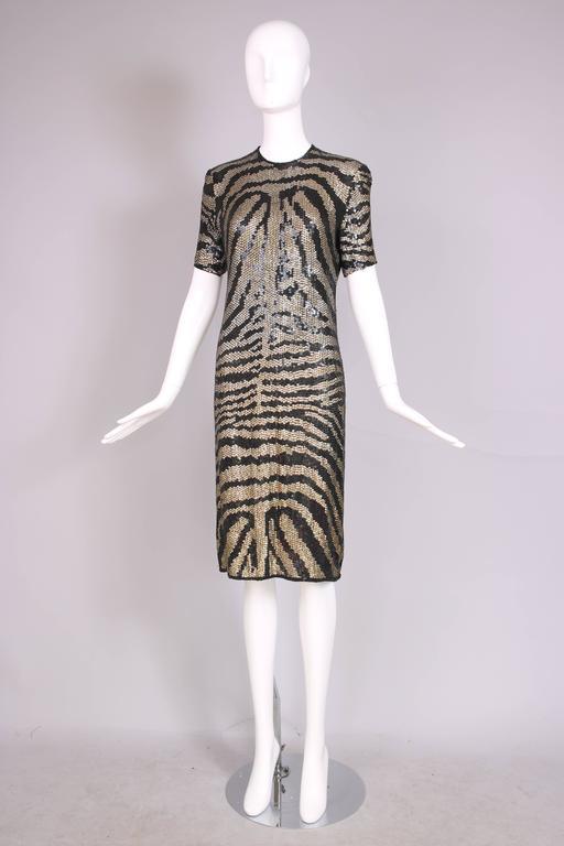 Zebra Print Evening Dresses 121