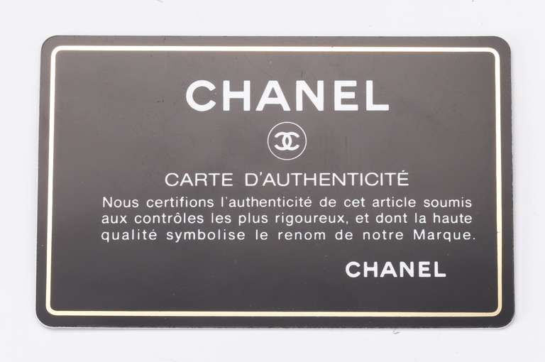 a8efdbd54fe7 Chanel Canvas and Leather Trim