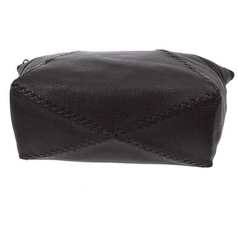 Bottega Veneta Leather Men's Women's Overnight Weekender Carryall ...