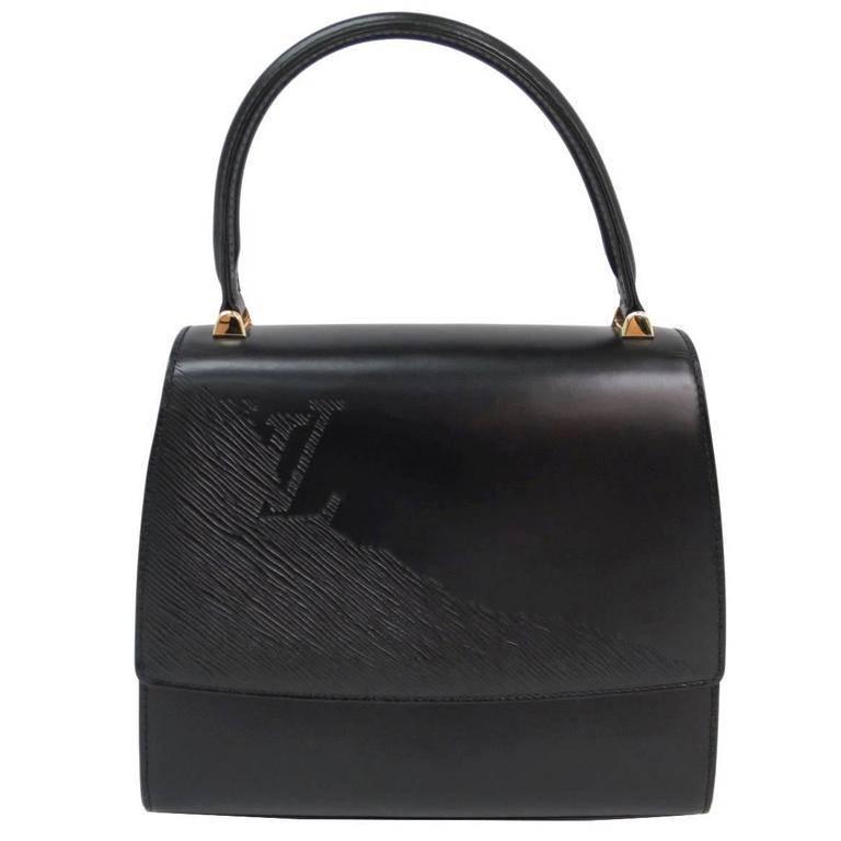 Louis Vuitton New Chocolate Checker Sequin Top Handle Satchel Bag W/accessories L0aER70Z