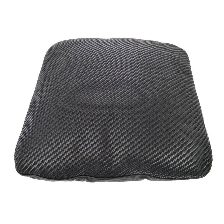 Hermes Black Leather Woven Decorative Home Desk Chair Couch Throw Pillow For Sale at 1stdibs