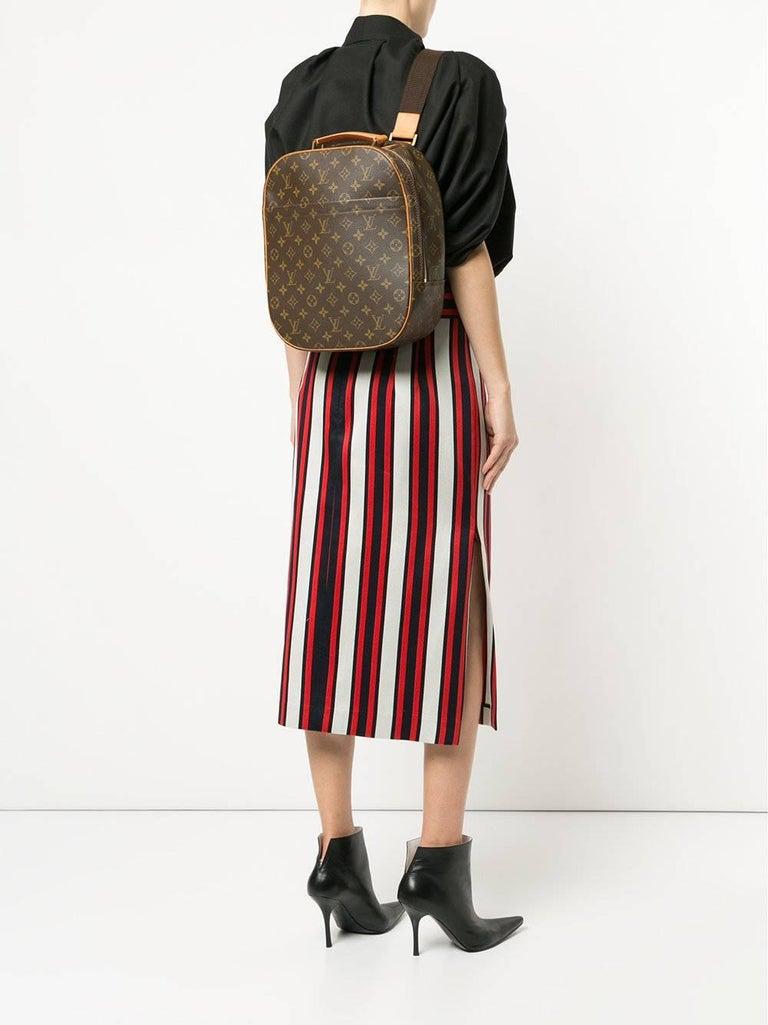 a61fbae5d631 Louis Vuitton Monogram Men s Women s Carryall Travel One Shoulder ...