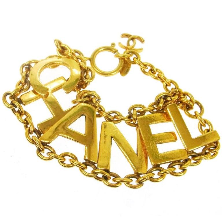 66c321ff9860b Chanel Gold