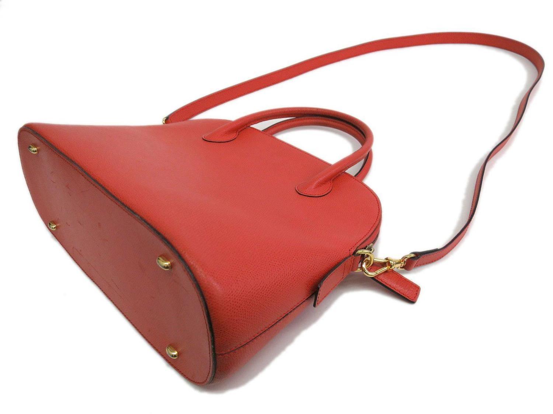 d3412cddca Celine Orange Leather Gold Hardware Alma Style Top Handle Satchel Shoulder  Bag at 1stdibs