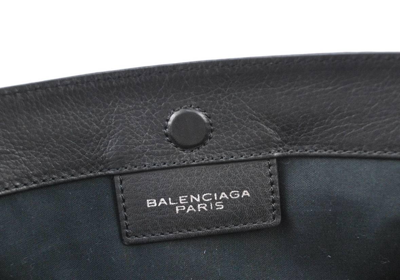 Balenciaga Multi Color Snakeskin Fold Over Envelope