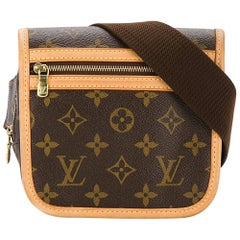Louis Vuitton Monogram Men's Women's Fanny Pack Shoulder Waist Belt Bag