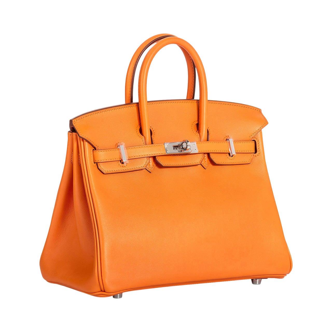 hermes birkin orange faux crocodile hermes wallet. Black Bedroom Furniture Sets. Home Design Ideas
