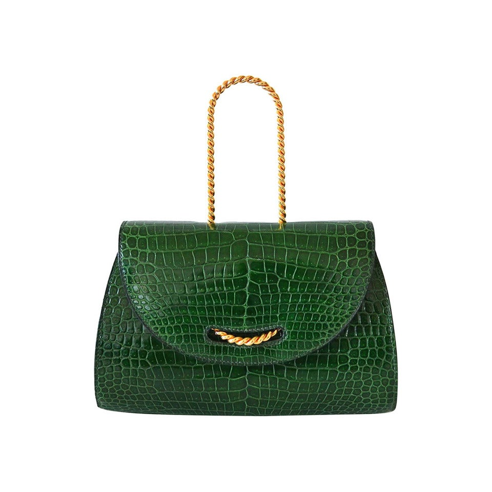 Herm 232 S Collector Evening Bag At 1stdibs