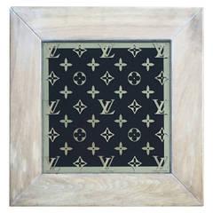 Louis Vuitton Mirror from the Louis Vuitton Paris Champs Elysées store