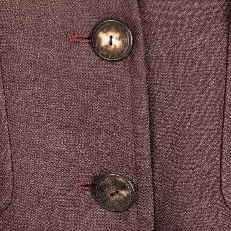 Women's Yves Saint Laurent Vintage Safari Jacket For Sale