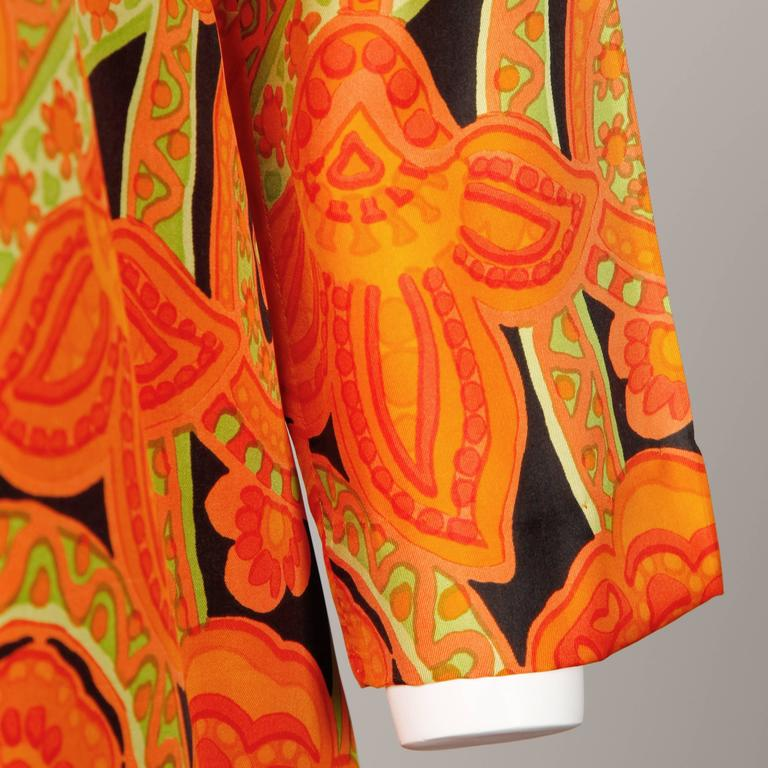 1960s Vintage Yves Saint Laurent Dress 4