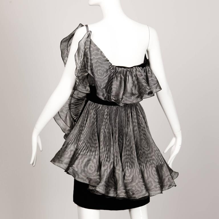 Bernard Perris Vintage Dress For Sale 2