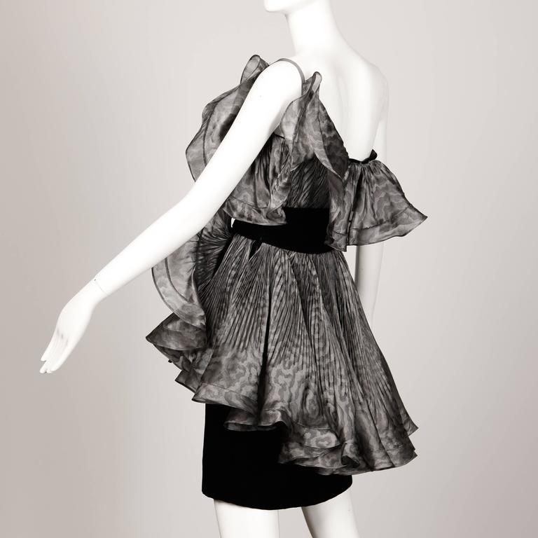 Women's Bernard Perris Vintage Dress For Sale
