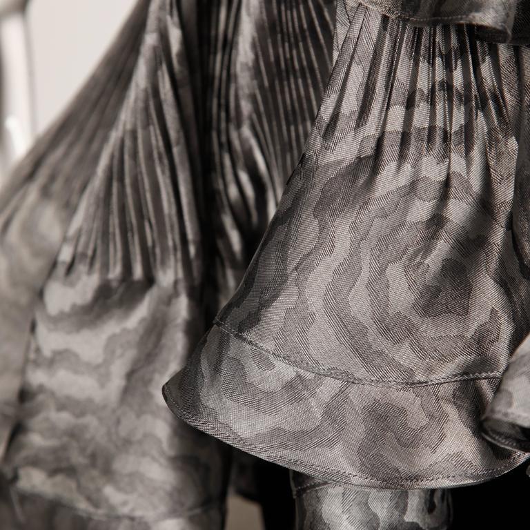 Bernard Perris Vintage Dress For Sale 3