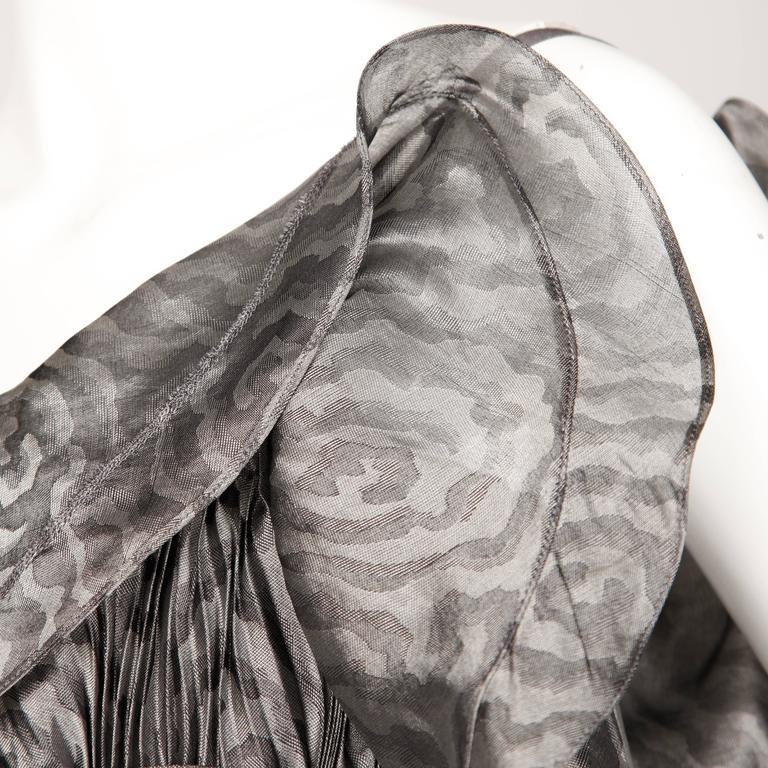 Bernard Perris Vintage Dress For Sale 5