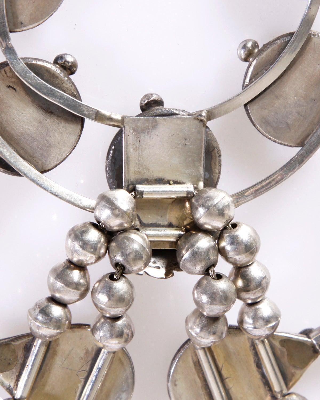 Vintage Silver Necklaces 104