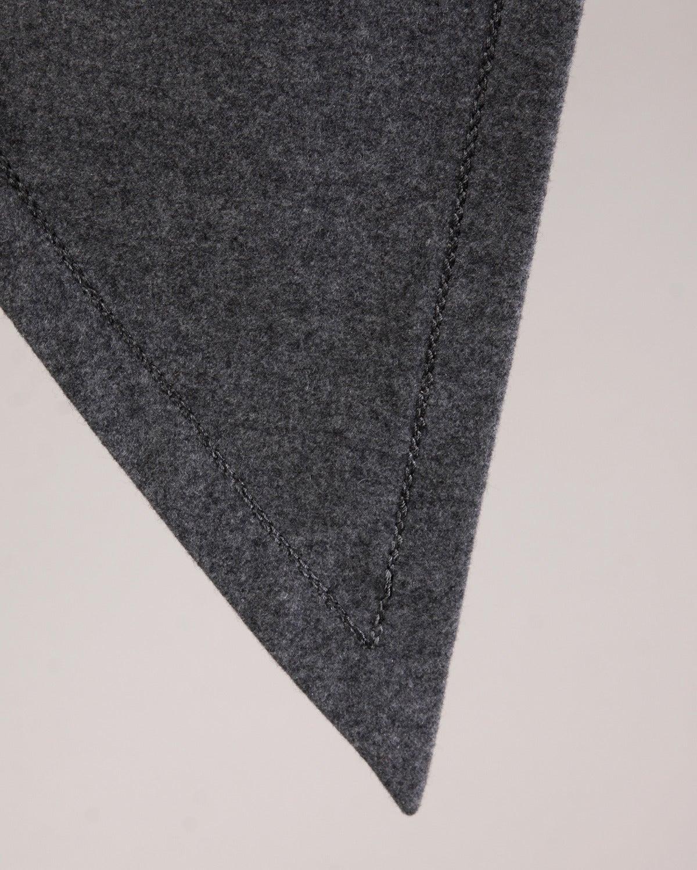 Jean Patou Vintage 1960s Wool 3-Piece Belt, Wrap & Dress Ensemble 9