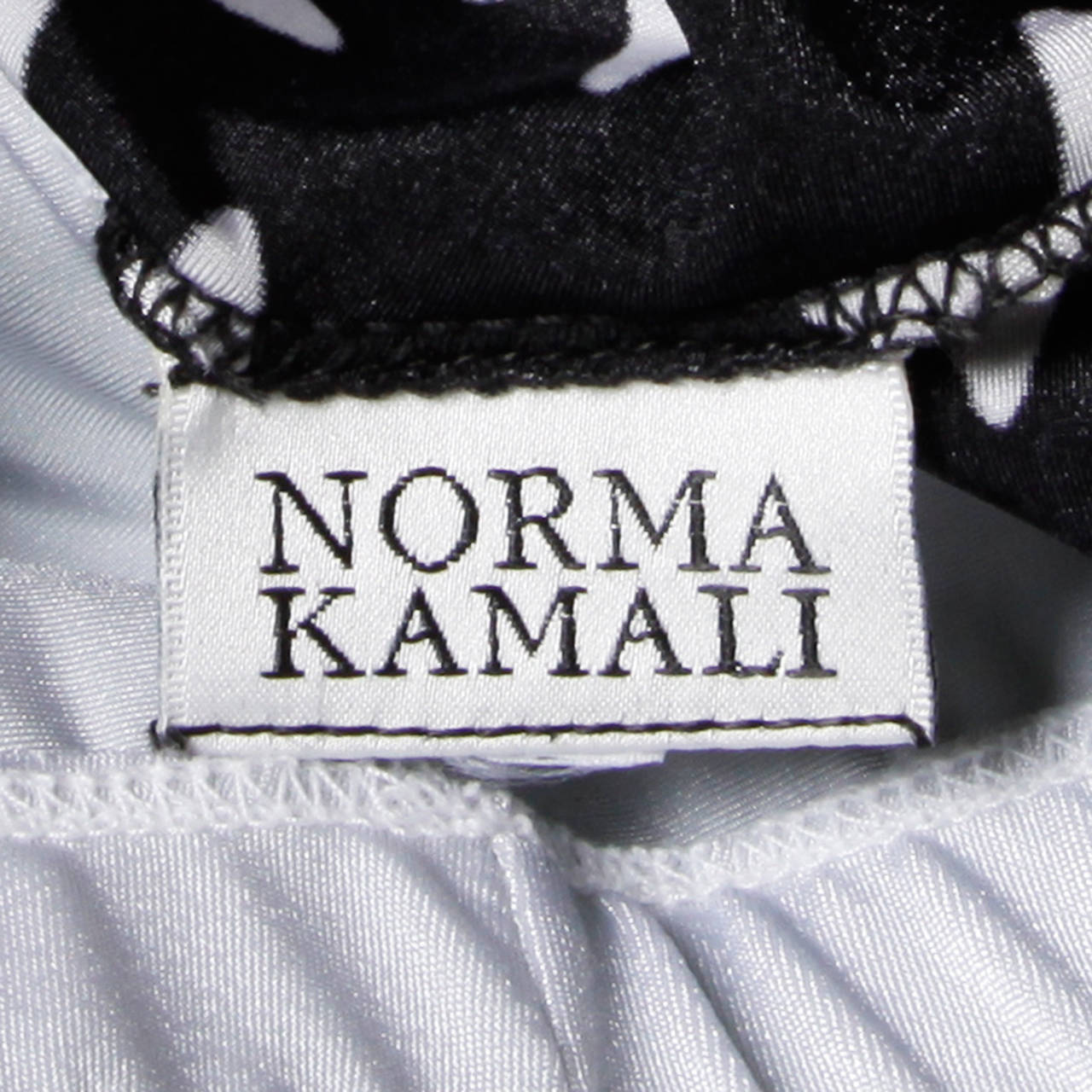 1996 Iconic OMO Norma Kamali Crop Top as Worn in the Movie Clueless 6