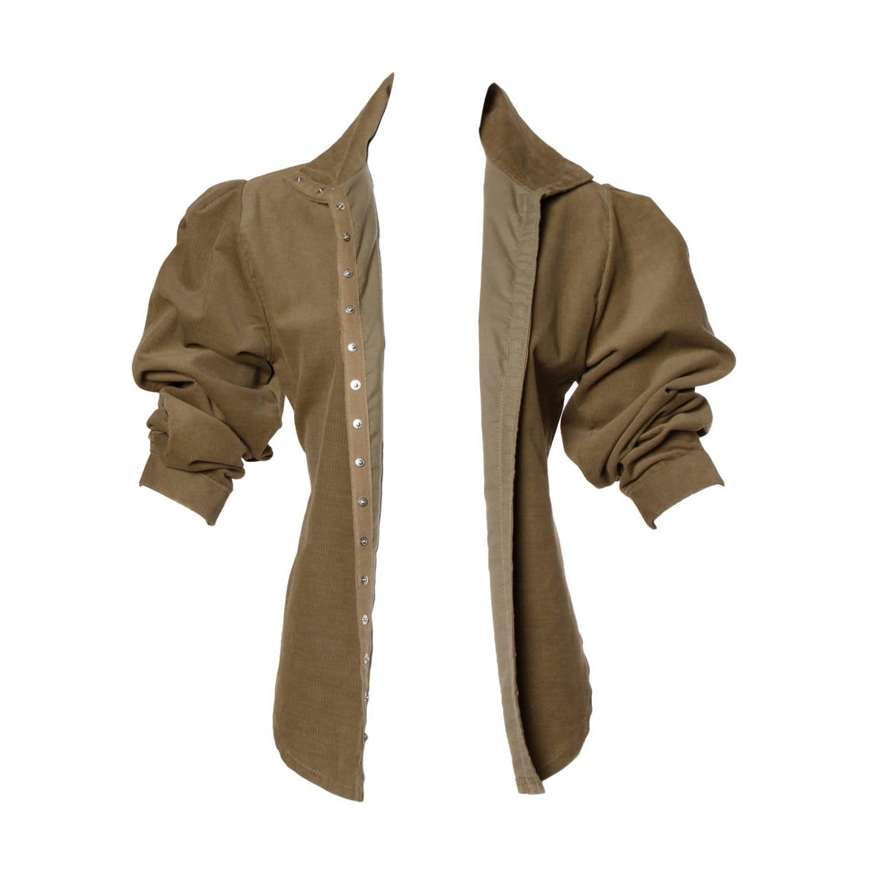 Norma Kamali Vintage Avant Garde Top or Jacket